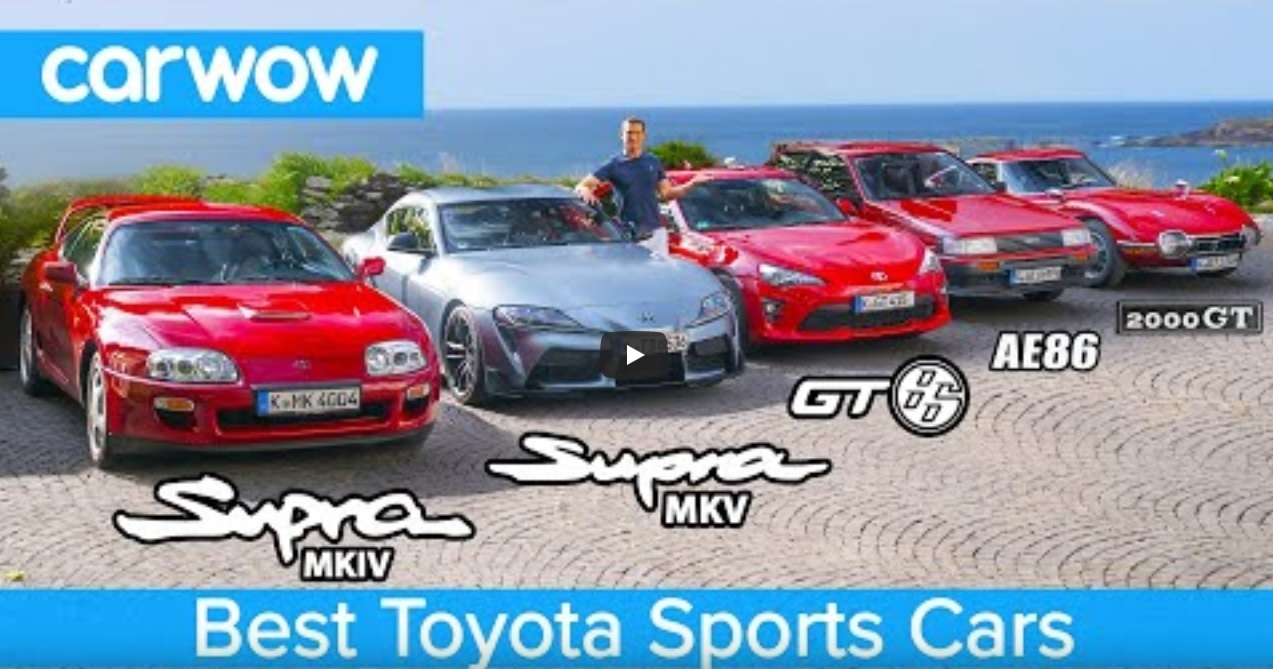 best toyota sports car
