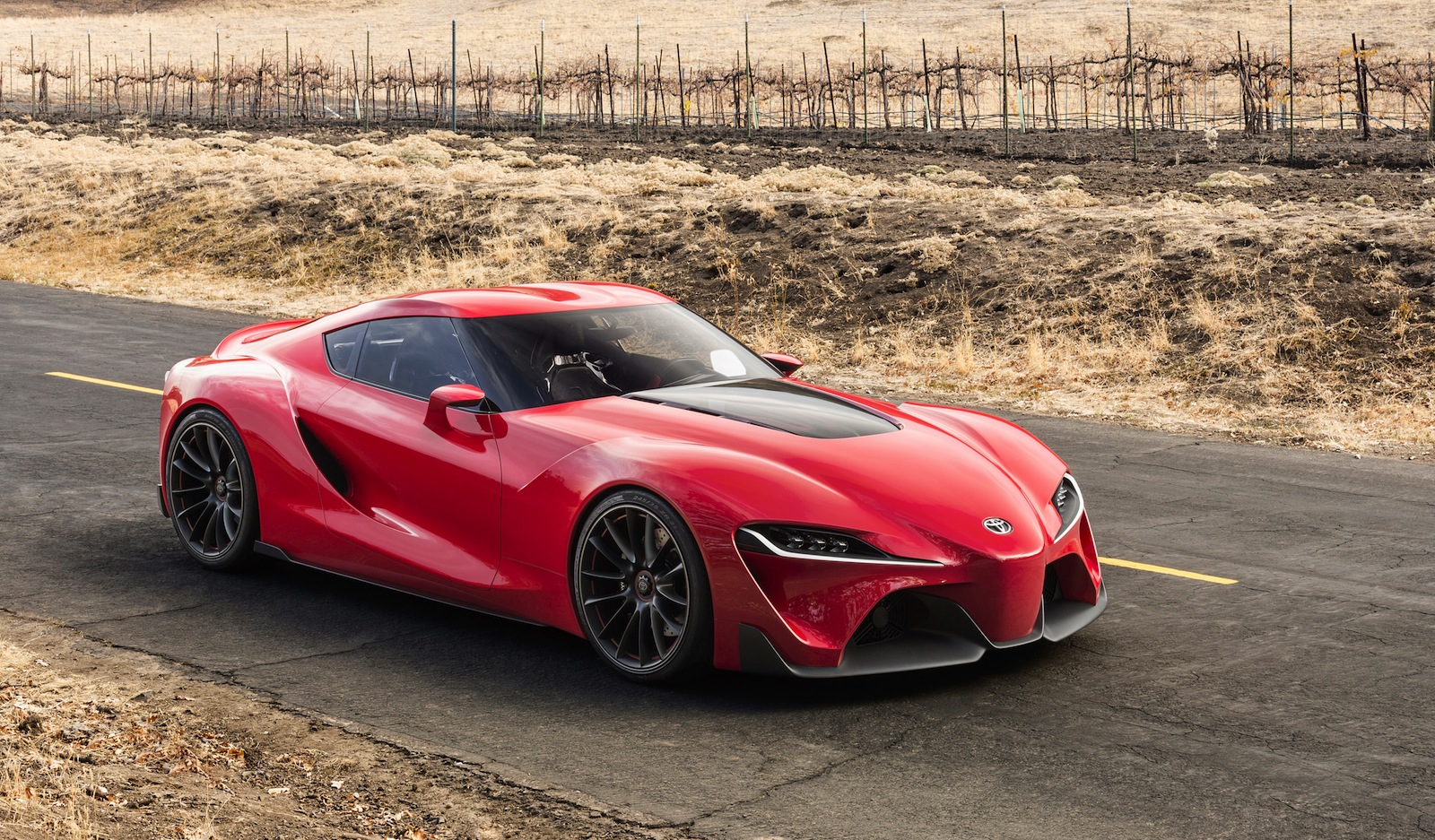 Toyota Ft 1 Concept 4